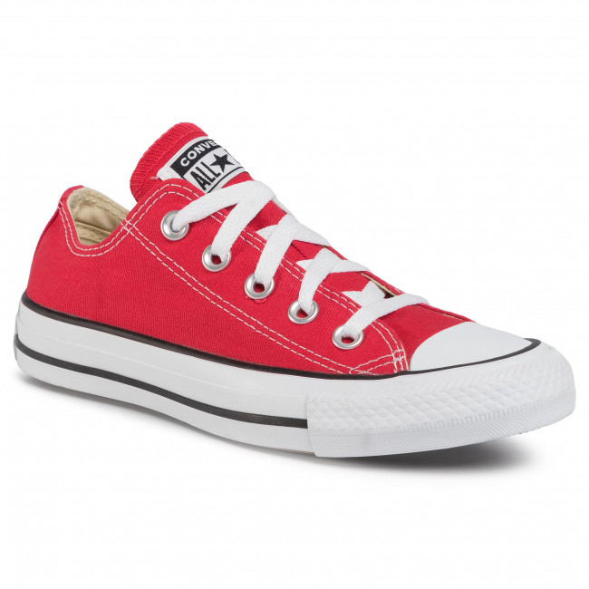 Sneakers CONVERSE - All Star Ox M9696C Red