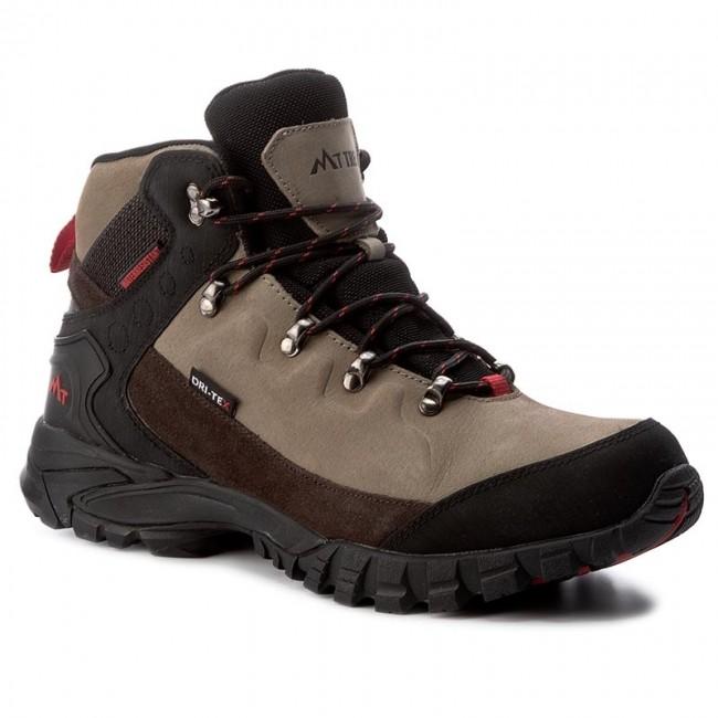 Trekker Boots B.ONE - MtTrek Atlas MTJ13-518-022 Grey/Black