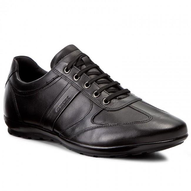 Shoes GEOX - U Symbol C U32A5C 00043 C9999 Black