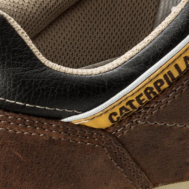 Shoes Caterpillar Apa P711584 Dark Beige Casual Low