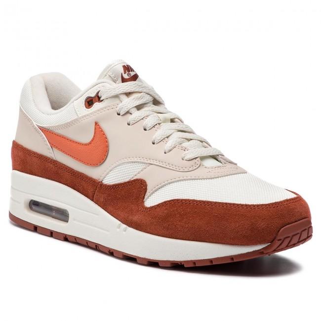 Marchitar Subtropical Investigación  Shoes NIKE - Air Max 1 AH8145 104 Sail/Vintage Coral/Mars Stone - Sneakers  - Low shoes - Men's shoes | efootwear.eu