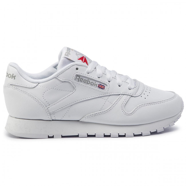 Shoes Reebok Cl Lthr 2232 White Sneakers Low shoes