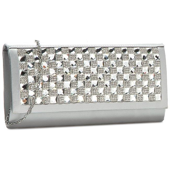 Handbag MENBUR - 837600090 Pearl Grey