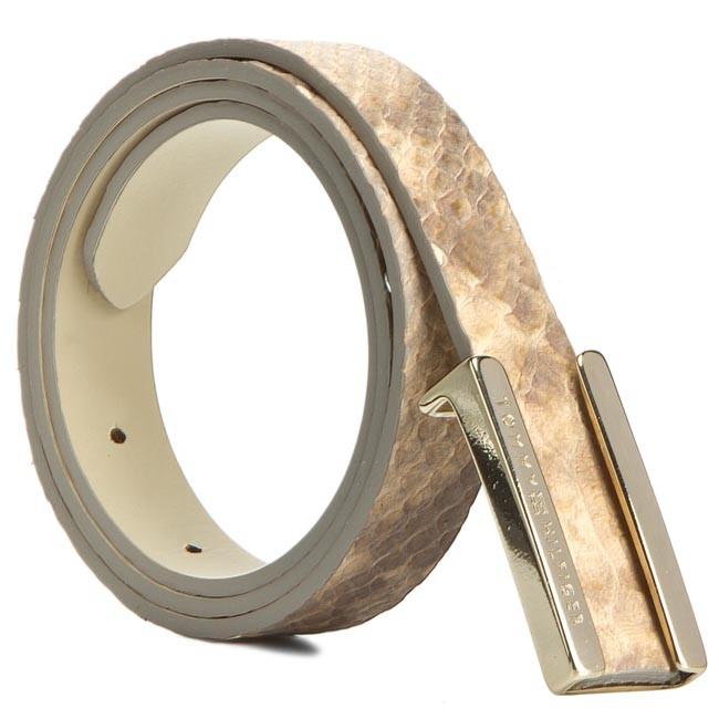 Women's Belt TOMMY HILFIGER - Nina Belt 2.0 BW56927377  Summer Cognac 929