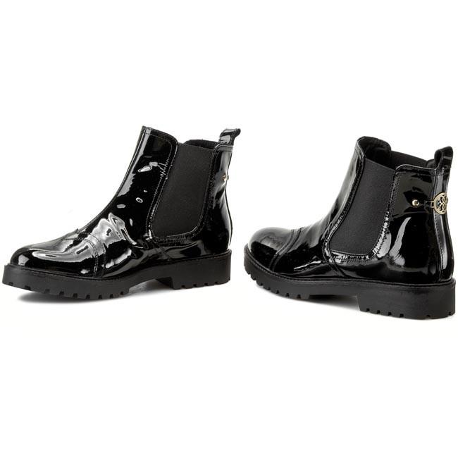 Ankle Boots GUESS Desi FL3DSI PAT09 Black