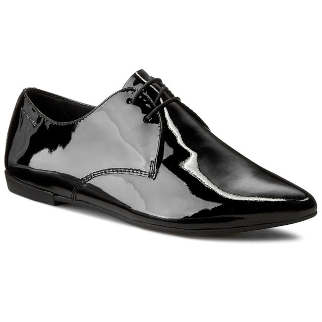 Oxfords VAGABOND - Aya 4011-160-20 Black