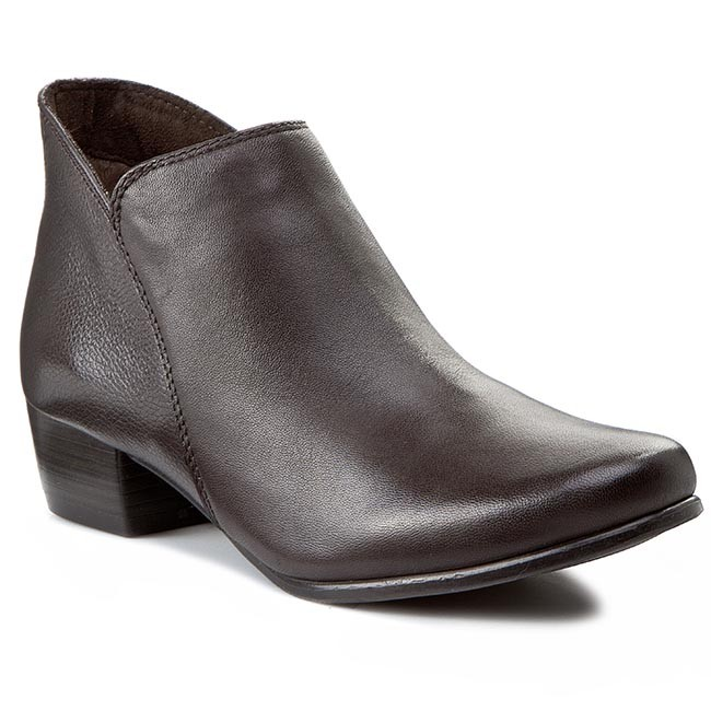 Boots CAPRICE - 9-25303-25 Dk Brown 335