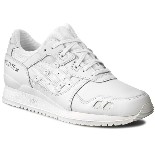 Shoes ASICS - Gel-Lyte III H534L White
