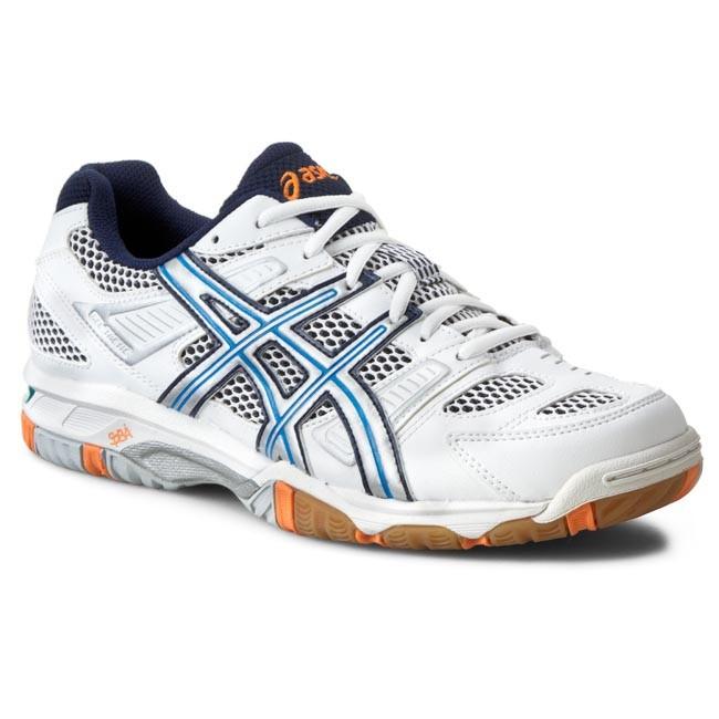 en cualquier sitio ella es Votación  Shoes ASICS - Gel-Tactic B302N White Blue/Lightning - Indoor Shoes -  Football - Men's - Sport | efootwear.eu