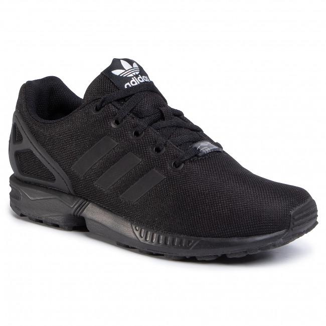 Shoes adidas - Zx Flux J S82695 Cblack/Cblack/Cblack