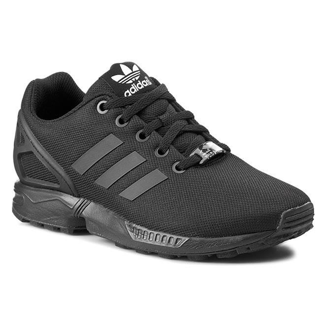 new styles 4ab96 70ec6 Shoes adidas - Zx Flux K S82695 Cblack/Cblack