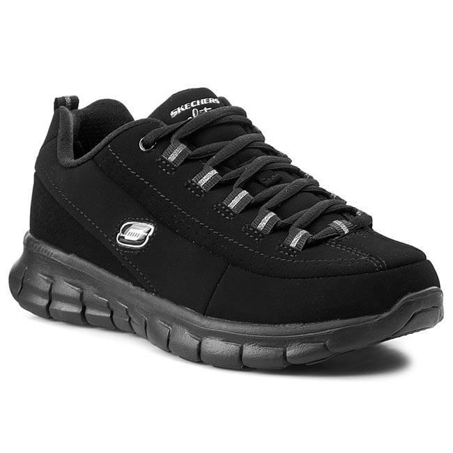 Shoes SKECHERS Trend Setter 11717BBK Black