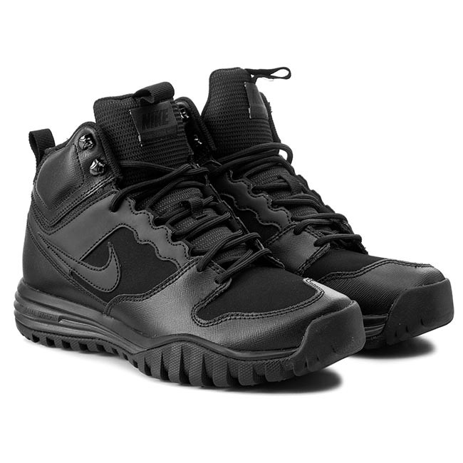 Shoes Nike Dual Fusion Hills Mid Leather 695784 004