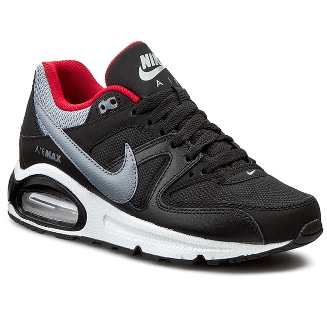 Shoes NIKE Air Max Command (Gs) 407759 065 BlackCool GreyGym RedWhite