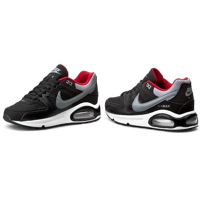 Shoes NIKE Air Max Command (Gs) 407759 065 BlackCool GreyGym RedWhite