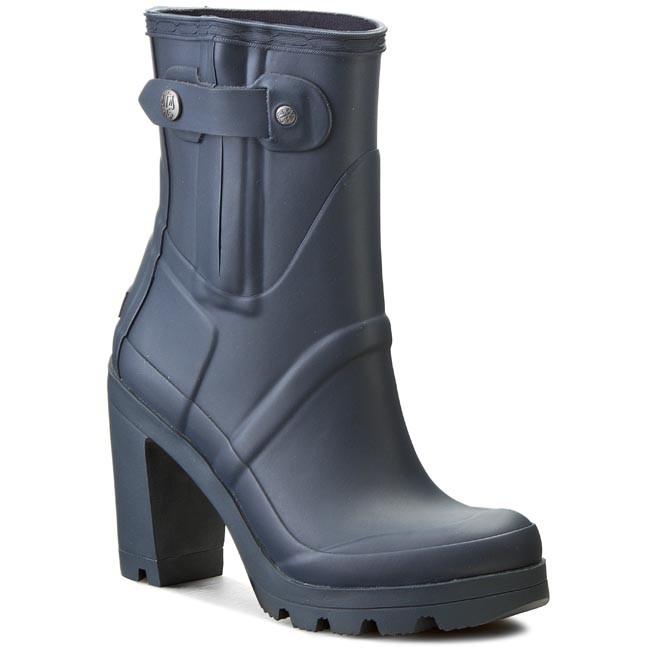 outlet store 48fae 017cc Wellingtons HUNTER - Original High Heel WFP1022RMA Blue