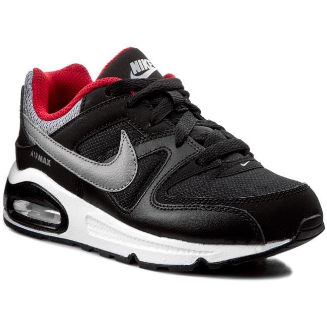 Shoes NIKE Air Max Command (Ps) 412228 065 BlackCool GreyGym RedWhite