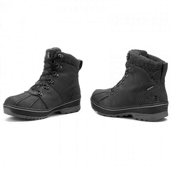7cb841f1e Hiking Boots THE NORTH FACE - M Ballard Duck Boot T0CVX0KZ2-7H Tnf ...