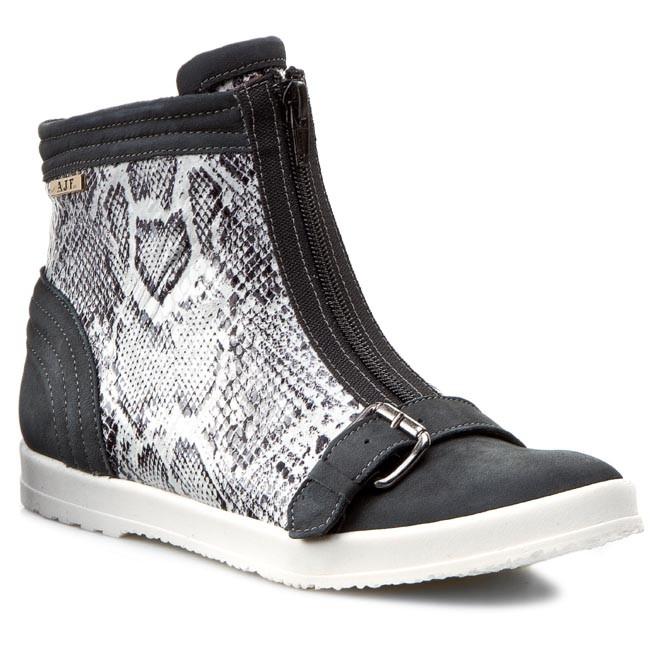 Boots A.J.F. - 00918 Szary 716/695