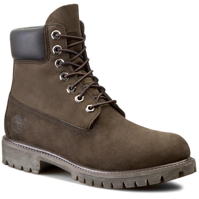 Migración Sentido táctil simpatía  Hiking Boots TIMBERLAND - Af 6in Prem Bt 10001 Dk Br Brown - Trekker boots  - High boots and others - Men's shoes   efootwear.eu