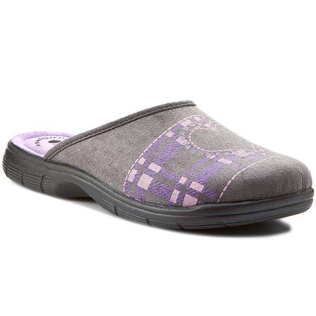 Slippers Inblu Ats2t732 Grey Slippers Mules And Sandals Women S Shoes Www Efootwear Eu