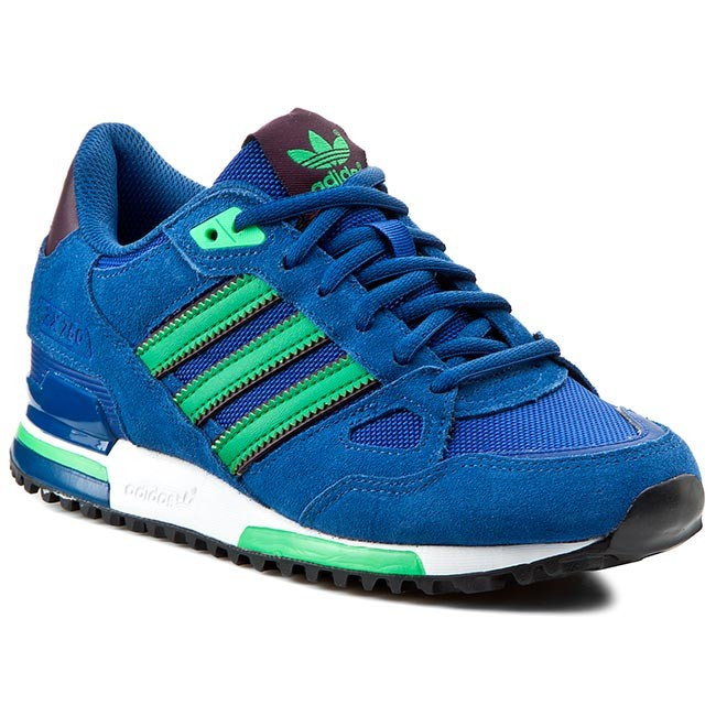 Shoes adidas ZX 750 B24857 DMarinGreenMerlot