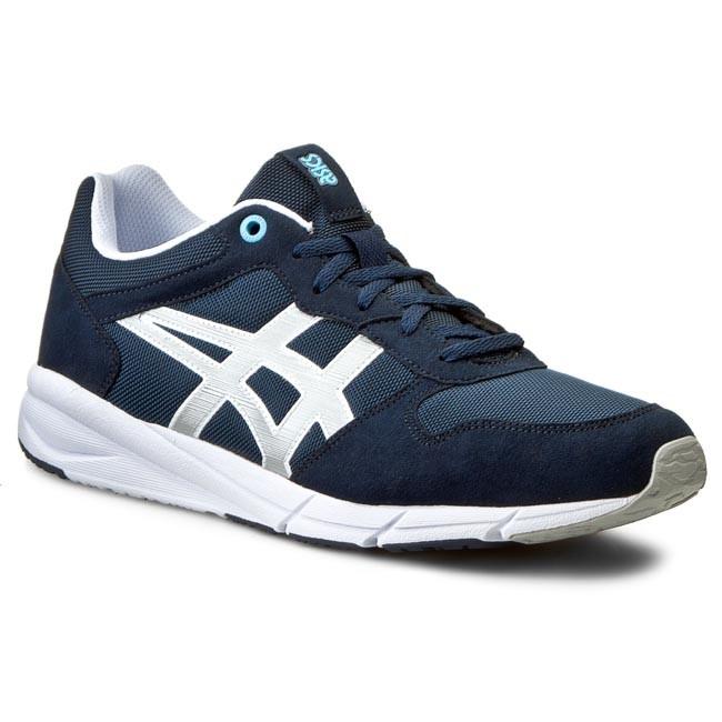 Shoes ASICS - Shaw Runner H5R1N Navy/Light Grey