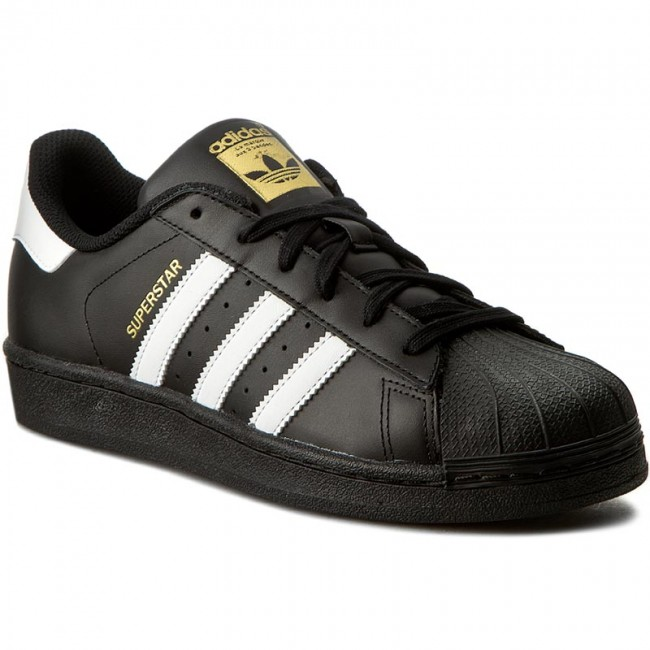 Shoes Adidas Superstar Foundation B27140 Cblack Ftwwht Cblack Sneakers Low Shoes Men S Shoes Efootwear Eu
