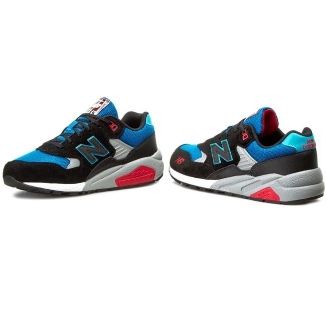 finest selection 9af1e bdf57 Sneakers NEW BALANCE - Lifestyle MRT580BF Black Blue ...