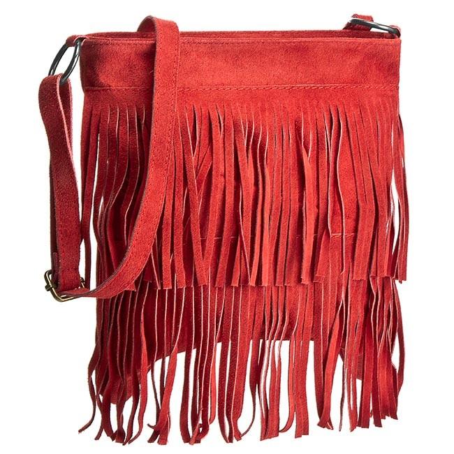 Handbag CREOLE - RBI10156 Red