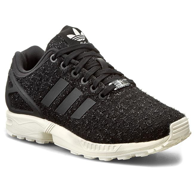 Shoes adidas - Zx Flux W S77309  Cblack/Ftwwht