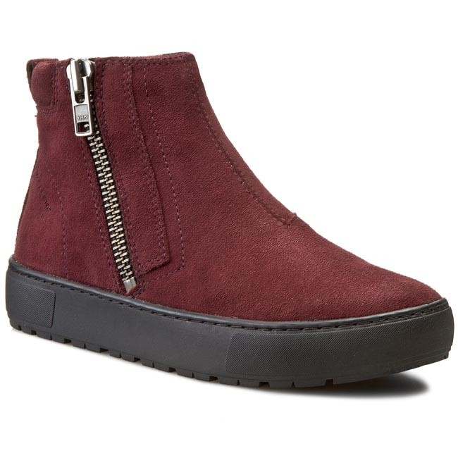 Boots VAGABOND - Bree 4033-140-38 Wine