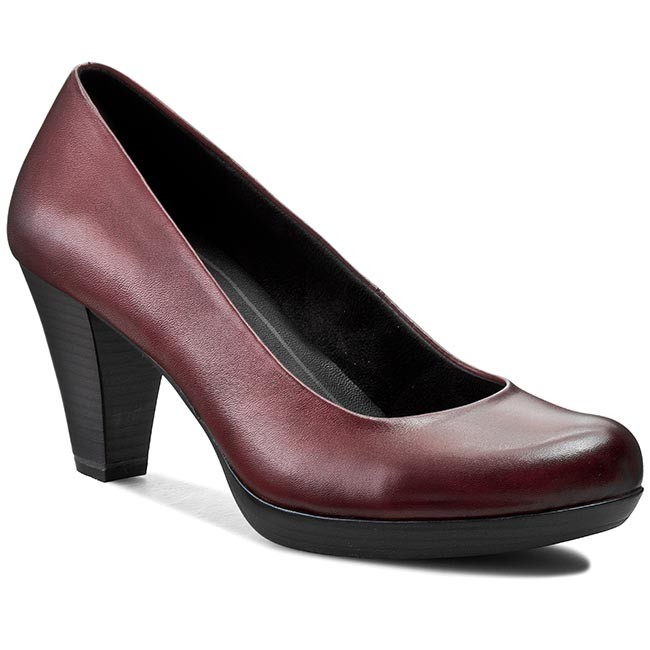 Shoes MARCO TOZZI - 2-22424-25 Vino Antic 505