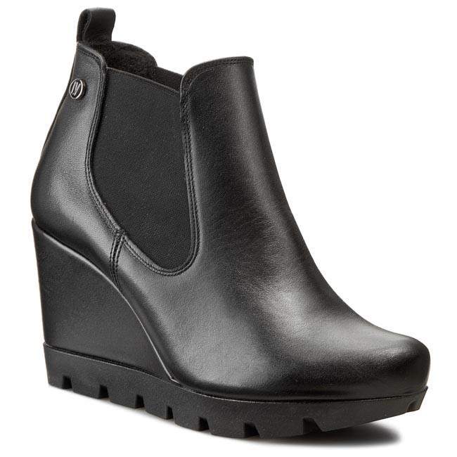 Boots LORETTA VITALE - 2629  Black/Filc