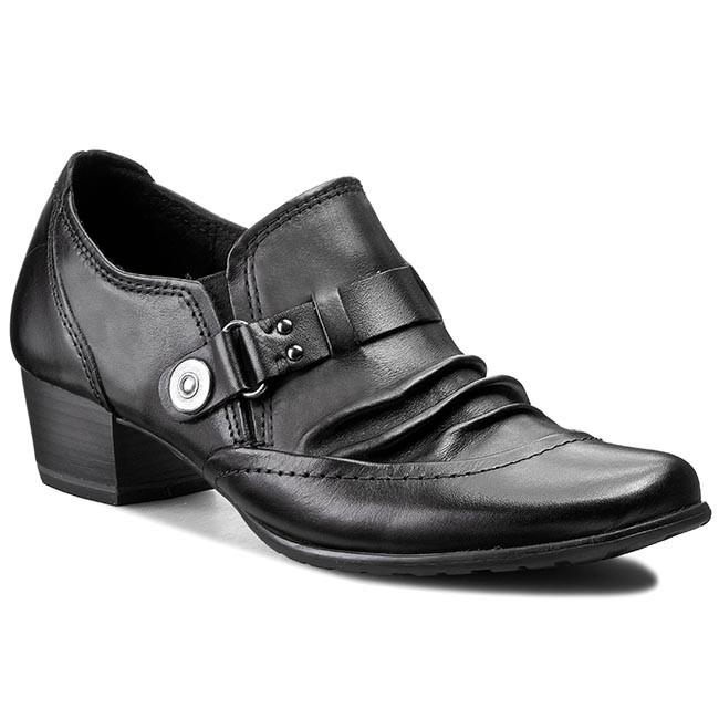 Shoes MARCO TOZZI - 2-24302-25 Black Antic 002