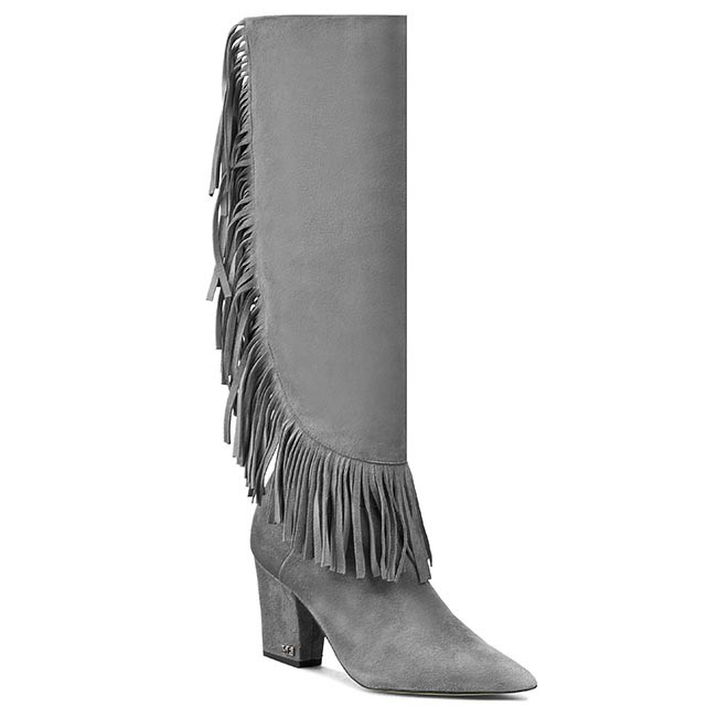 Knee High Boots SOLO FEMME - 75440-07-E44/000-01-00 Grey