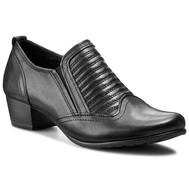Shoes MARCO TOZZI - 2-24303-25 Black Antic 002