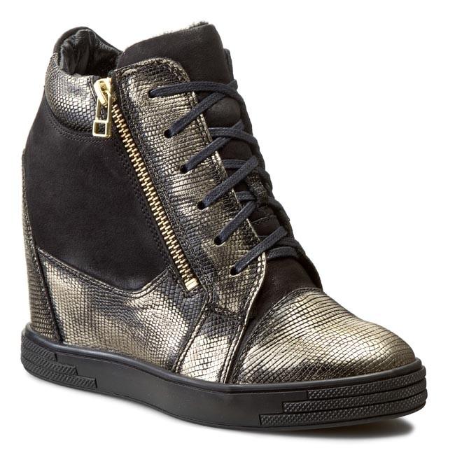 Sneakers KARINO - 1176/151-F Black Gold