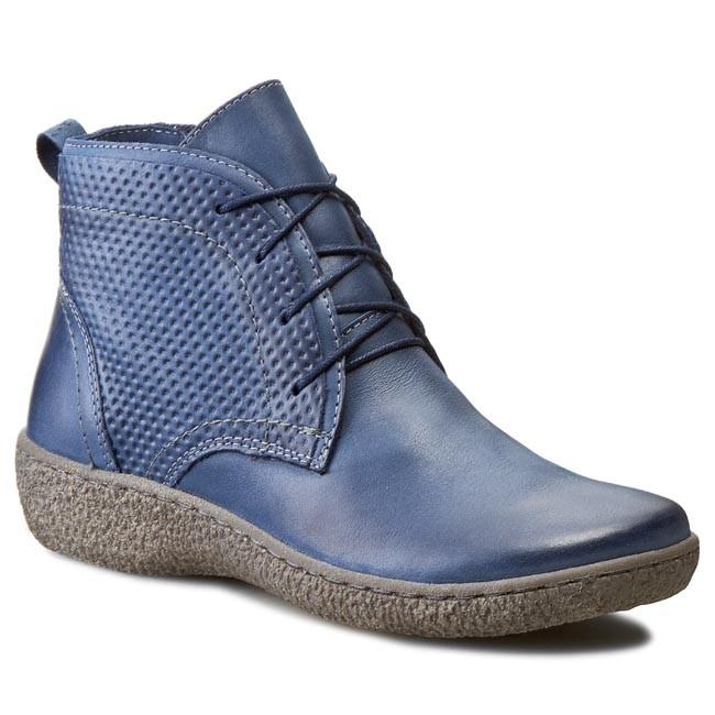 Boots WALDI - 665 Granat