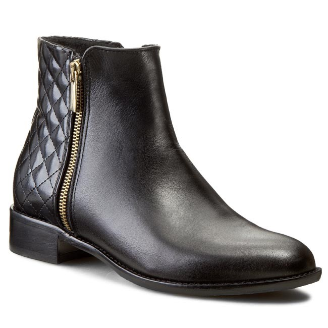 Boots SAGAN - 2338 P Czarny Oc