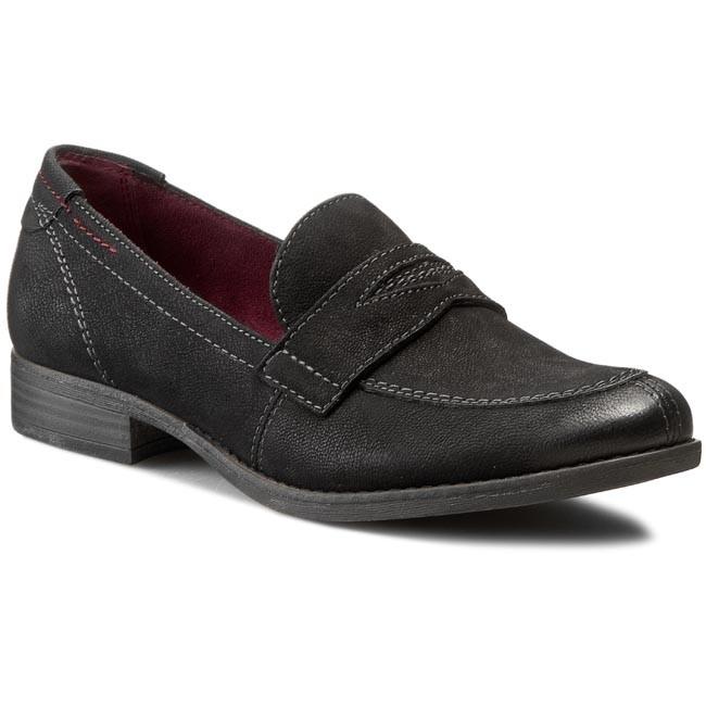 Shoes TAMARIS - 1-24202-25 Black 001