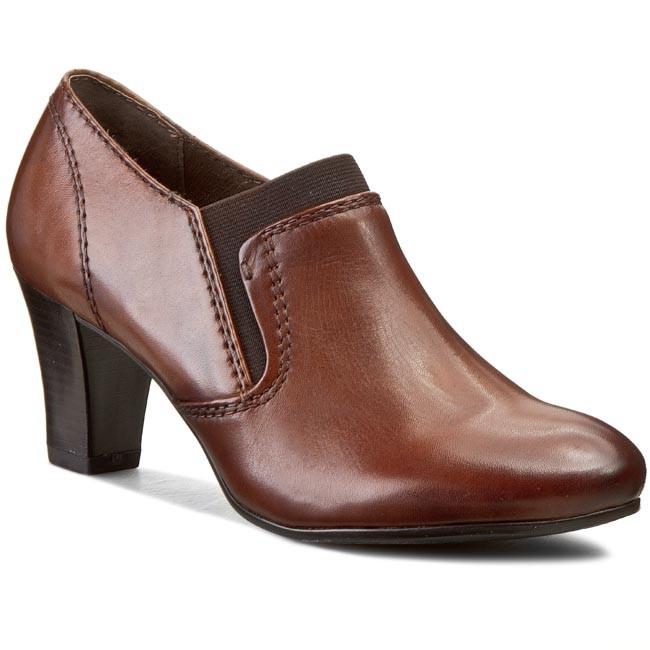 Shoes CAPRICE - 9-24409-25 Cognac 305