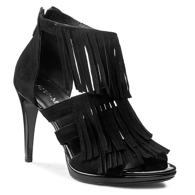 Sandals ANN MEX - 7275 01W Black