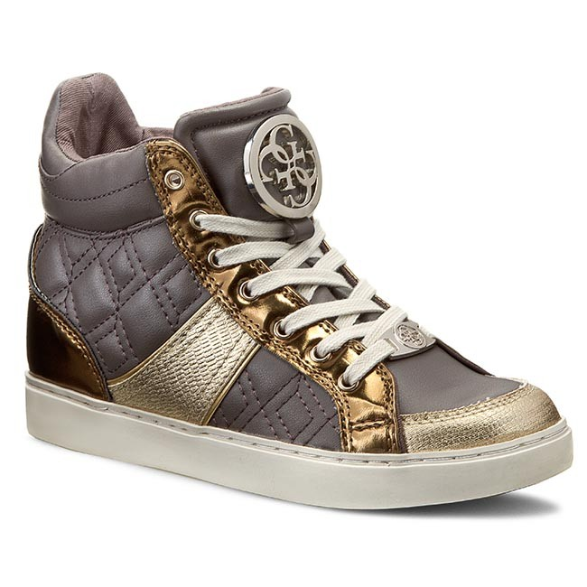 Sneakers GUESS - Rady3 FL3RDY ELE12  taupe