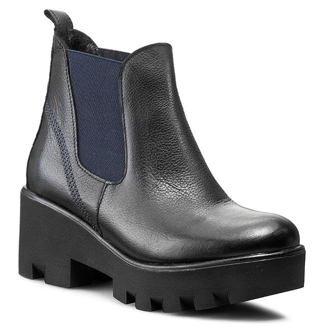 Boots NESSI - 725/0 Czarny 91