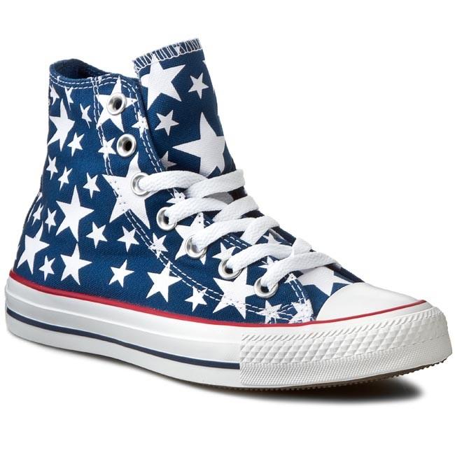 Sneakers CONVERSE - Ct Hi 147118C  Midnight Hou