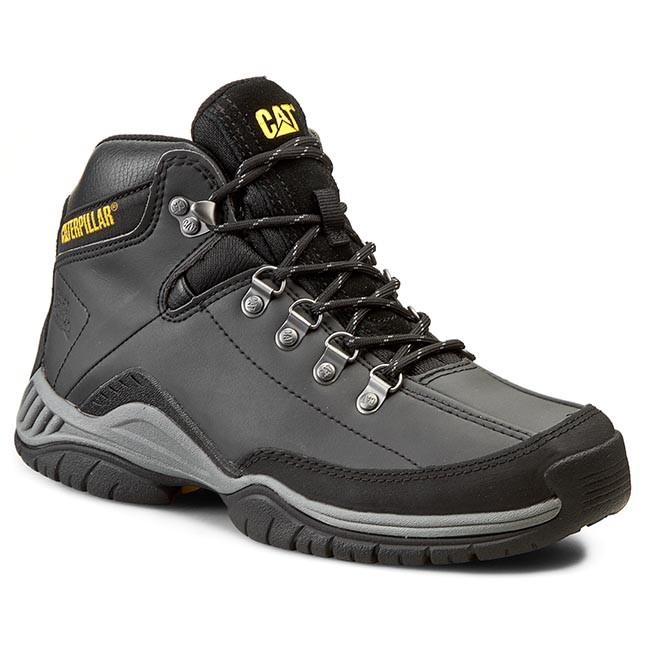 Trekker Boots CATERPILLAR - Collateral Mid P718178 Black