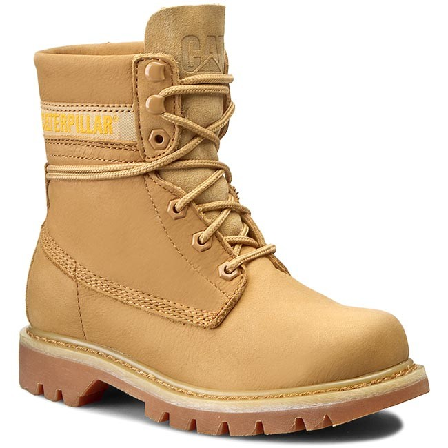 Hiking Boots CATERPILLAR - Colorado Slouch P307611  Honey Reset