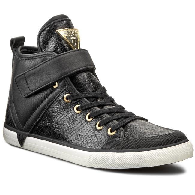 Sneakers GUESS - Jill FL3JLL PEL12 BLACK