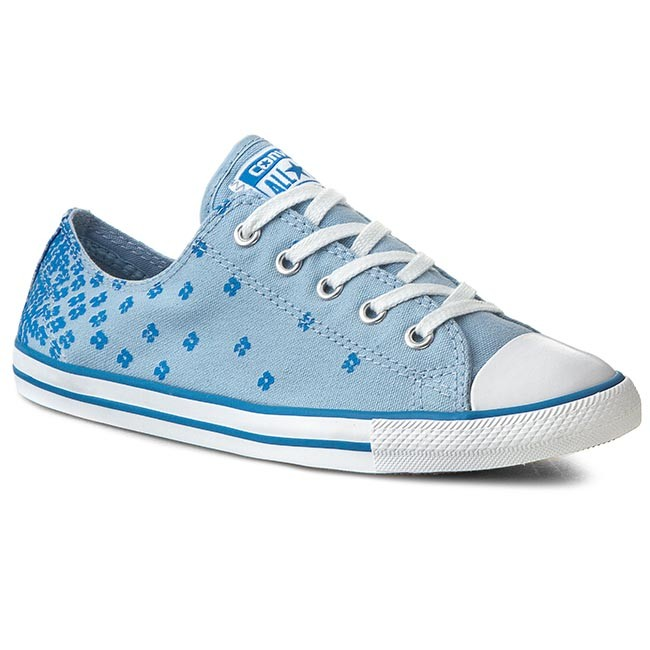 Sneakers CONVERSE - Ct Dainty Ox Fo 547150C  Fountain Blue